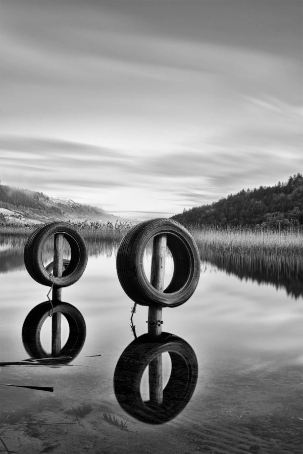 tyres in lough glencar