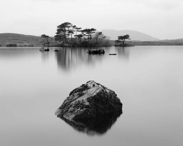 submerged rock connemara