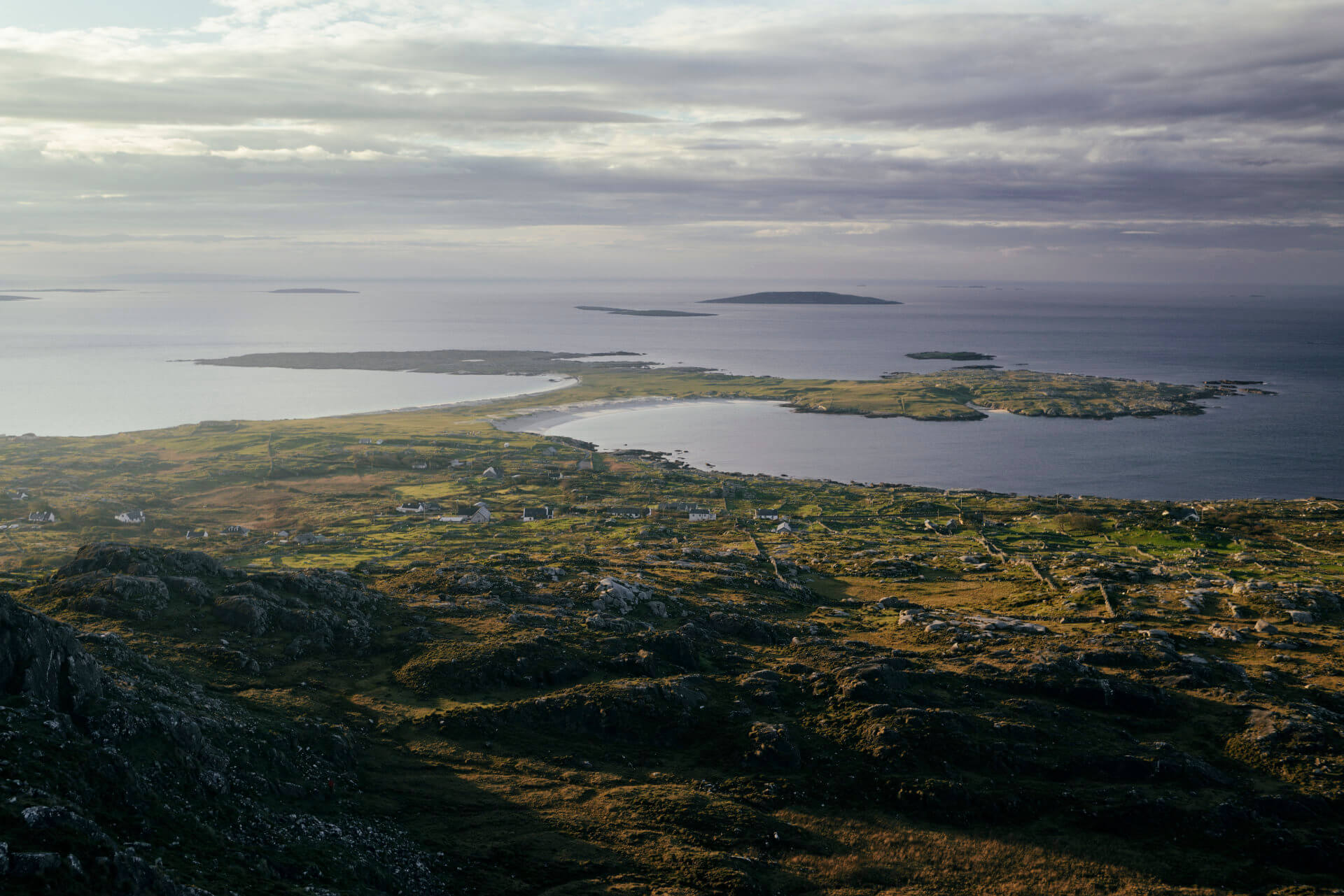 errisbeg dogs bay view connemara