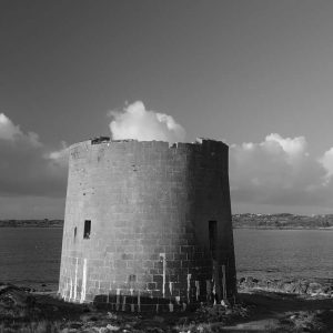 martello tower connemara