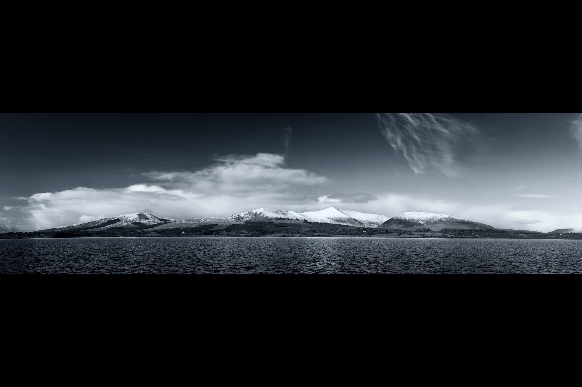 nephin mountain range